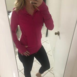 Pink Z by Zella Workout Jacket